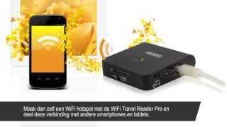 Eminent EM4620 WiFi Travel Reader Pro