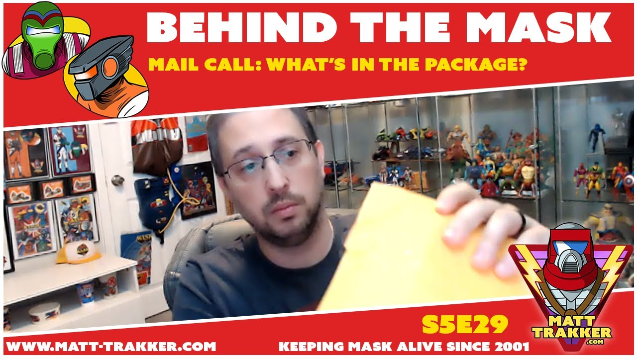 Mail Call: What's in the Package? - S5E29