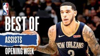 NBA's Best State Farm Assists from Opening Week | 2019-20 NBA Season
