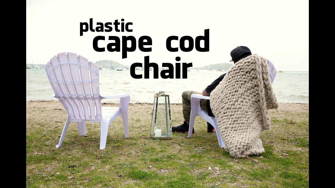 PLASTIC CAPE COD CHAIR   YouTube