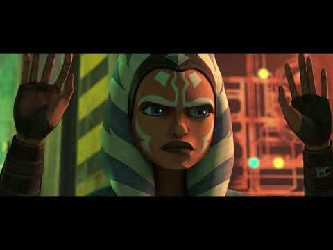 """Star Wars: The Clone Wars   """"Together Again"""" Clip   Disney+"""