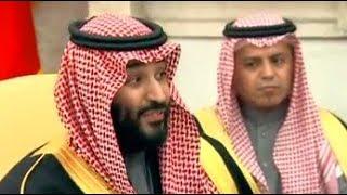 Saudi Crown Prince Warms Up To Israel