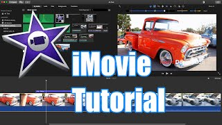 iMovie Tutorial for Beginners 2016 - iMovie 10.1 Tutorial