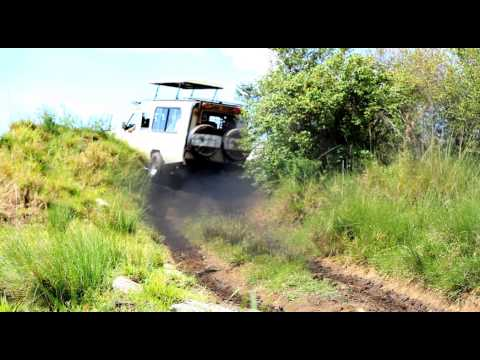 REAL AFRICA SAFARIS VIDEO 2012