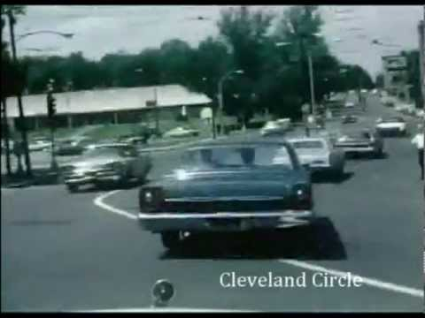 Drive through Boston in 1964