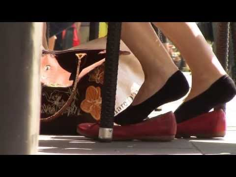Candid Shoeplay, Short Trailer