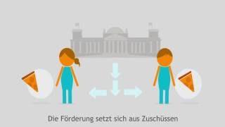 Erklär Video BAföG Erhöhung 2016 mit Untertiteln