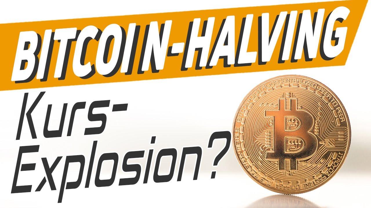 Bitcoin: Rallye in 2020 durch Halving?