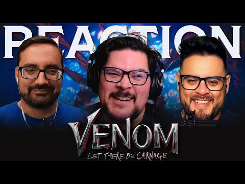 Download Venom: Let There Be Carnage - Official Trailer 2 Reaction