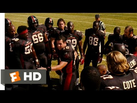 The Longest Yard (8/9) Movie CLIP - Fourth and Twenty (2005) HD