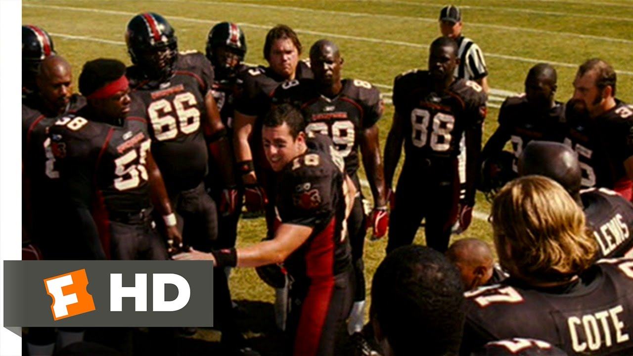 Film Review The Longest Yard 2005 Hubpages