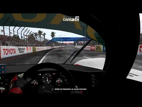 Project CARS 2 - Jaguar XJR 9 at Long Beach Preview Gameplay