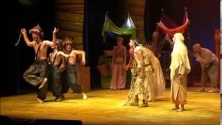 Aladin il musical - Atto I (completo)