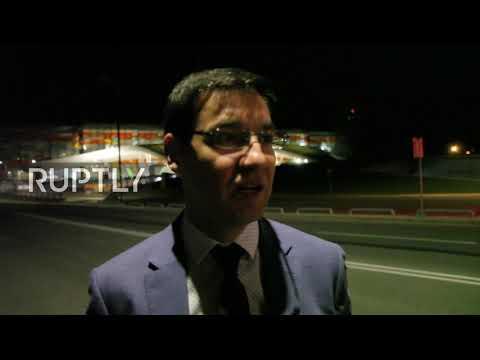 Armenia: Yerevan Receives First Batch Of Russian Sputnik V COVID-19 Vaccine