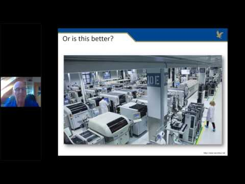 3D Manufacturing And Its Impact On Supply Chain Management   Magaya/TIACA/Embry-Riddle Joint Webinar