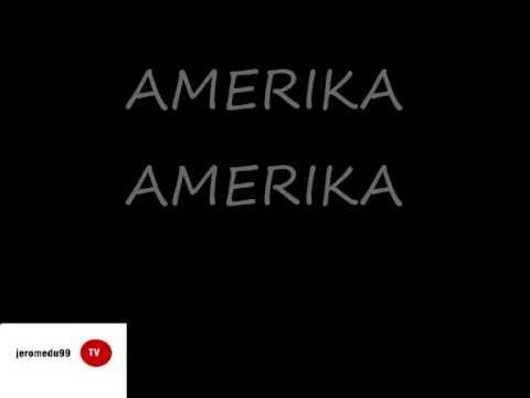 Rammstein Amerika lyrics