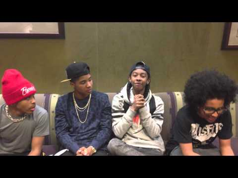 WIN A MINDLESS BEHAVIOR VALENTINE'S DAY...