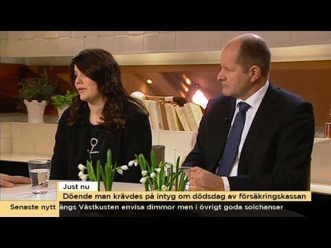 Ung Cancer Staller Forsakringsk An Mot Vaggen