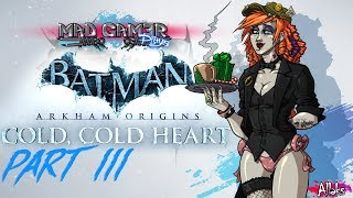 Batman: Arkham Origins DLC, Mr.Freeze Origin, FINAL. (RUS subs in game)