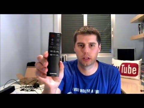 Samsung HW J450 Soundbar Unboxing Review Set Up