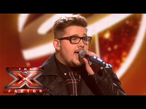Ché Chesterman covers Would I Lie To You? for a place in the Final | Semi-Final | The X Factor 2015