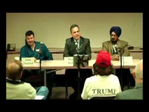 California Congressional District 30 Republican debate