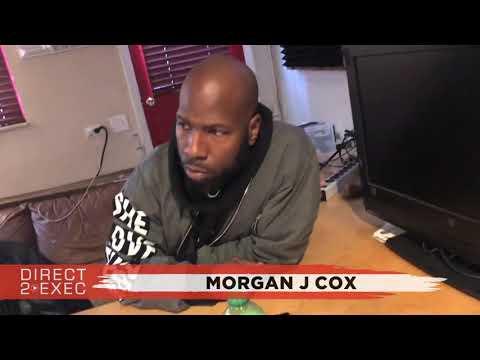 Morgan J Cox Performs at Direct 2 Exec Denver 21019 - A&R at Atlantic Records