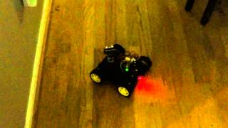 Arduino Uno R3 Autonomous Robot Rover by Mark Wheeler on YouTube