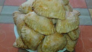 Вкусное творожное печенье. Творожные гребешки. Рецепт приготовления.