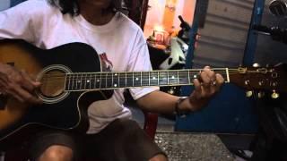 Hoa trinh nu Guitar cover