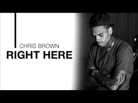 Chris Brown  Right Here Instrumental