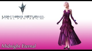 Lightning Returns OST Luxerion Jazzy Night Theme ( Midnight Eternal )