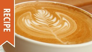 Sweetened Condensed Milk Latte Recipe