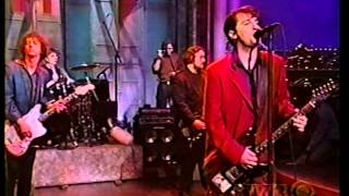 Afghan Whigs Going To Town On Letterman