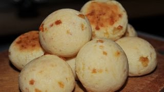 (hd) Recipe: Baked Glutinous Rice Balls (cheese Flavour) 芝士麻糬波波