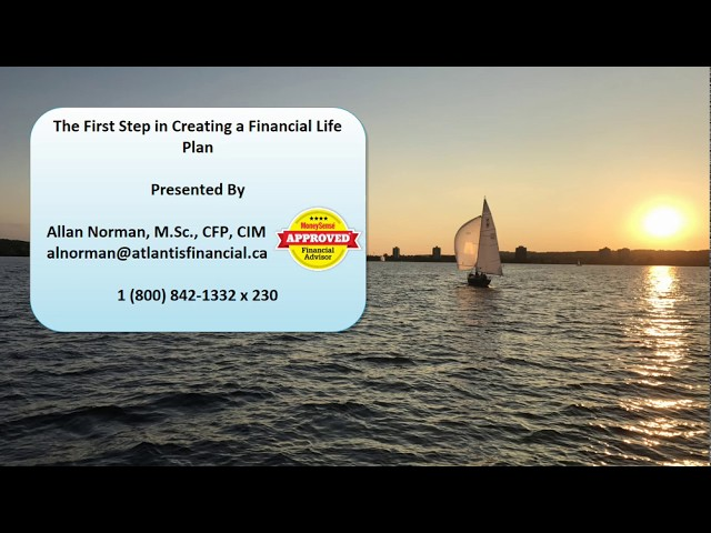 Financial Life Planning - What to expect in the first meeting