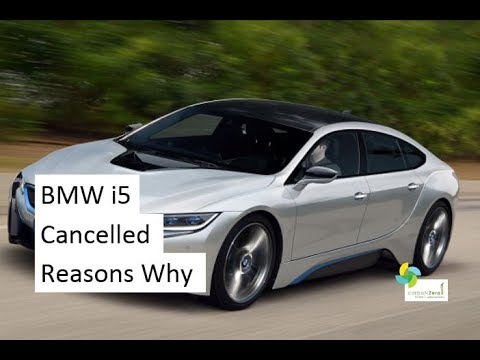 Is The Cancellation Of The Bmw I5 A Good Or Bad Thing Youtube