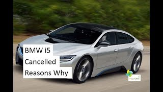 Is The Cancellation Of The Bmw I5 A Good Or Bad Thing