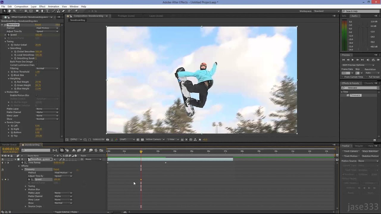 After effects tutorial bullet time super slow motion effect after effects tutorial bullet time super slow motion effect youtube baditri Images