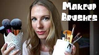 Мои БЮДЖЕТНЫЕ КИСТИ /  Affordable Makeup Brushes / ECO TOOLS, REAL TECHNIQUES, ELF