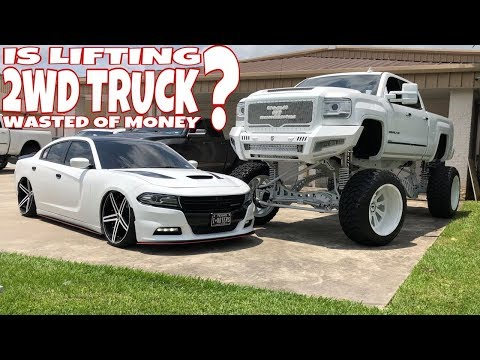 SHOULD I HAVE NOT LIFTED MY 2WD FORD F-150 TRUCK (HUGE MISTAKE)