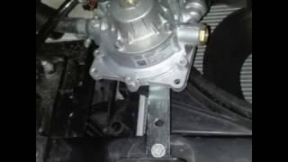 Impianto gpl su Lancia Ypislon Turbo 800cc