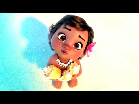 ❤ 2 HOURS ❤ Moana Lullabies with Ambience for Babies to go to Sleep Music - Songs to go to sleep