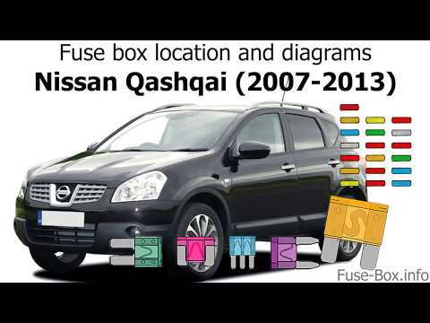 Fuse Box Location Nissan Qashqai - All Wiring Diagram