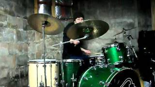 Gadd Carlock Porcaro Slow Funk improvisation/mess around slop groove!
