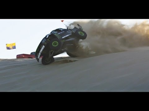 Monster Energy: BJ Baldwin At The 2013 Huckfest