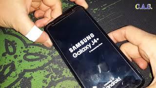 Hard reset - Samsung J4+ SM-J415FN/DS, сброс телефона до заводских настроек