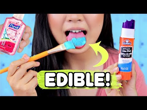 Thumbnail: DIY EDIBLE SCHOOL SUPPLIES !! Weird Pranks for School | JENerationDIY