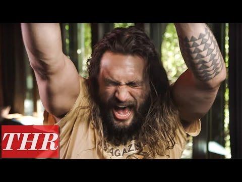 Khal Drogo (But Really Jason Momoa) Plays