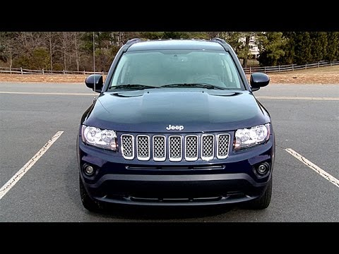 2014 Jeep Compass Review